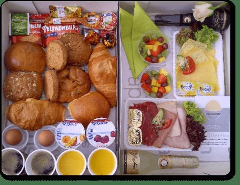 Ontbijt bezorgen